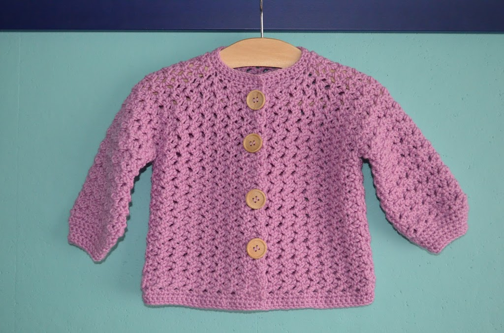 Little Lace Jacket For Girls Vicarno