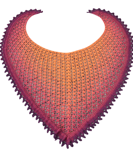 hats full of stars shawl