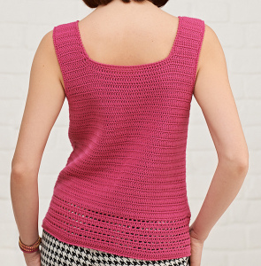 Pink lady top