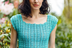 green agate top Annelies Baes Inside Crochet
