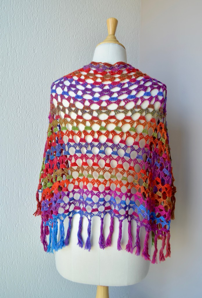 fairy winterflower shawl annelies baes vicarno crochet designs shawl